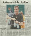 NW-Artikel 2011-11-25: 1. Mannschaft