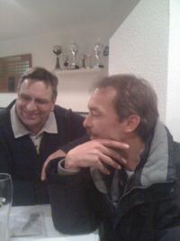 Jürgen Wittwer und Jürgen Lindemann