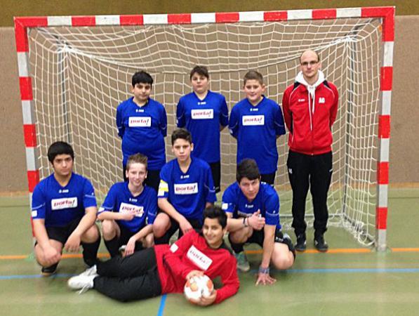 C-Jugend SCE Gütersloh 2014/15