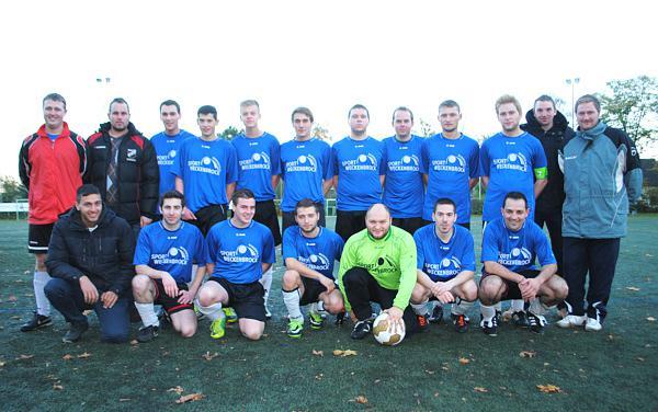 1. Mannschaft 2013